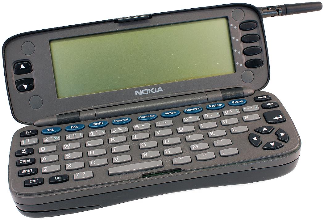 Minuutiksi museoon: Nokia Communicator
