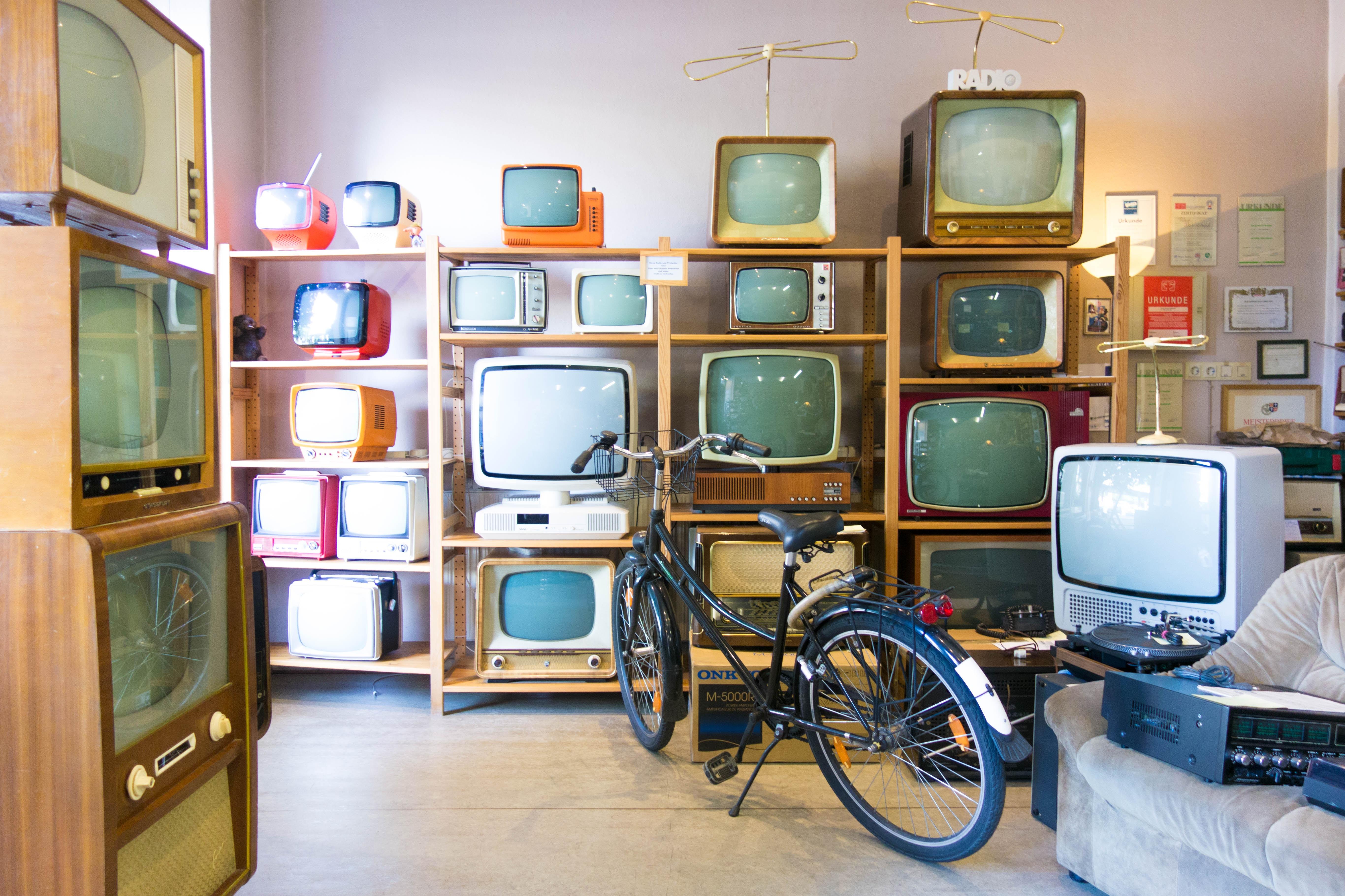 Kun televisio tuli meille