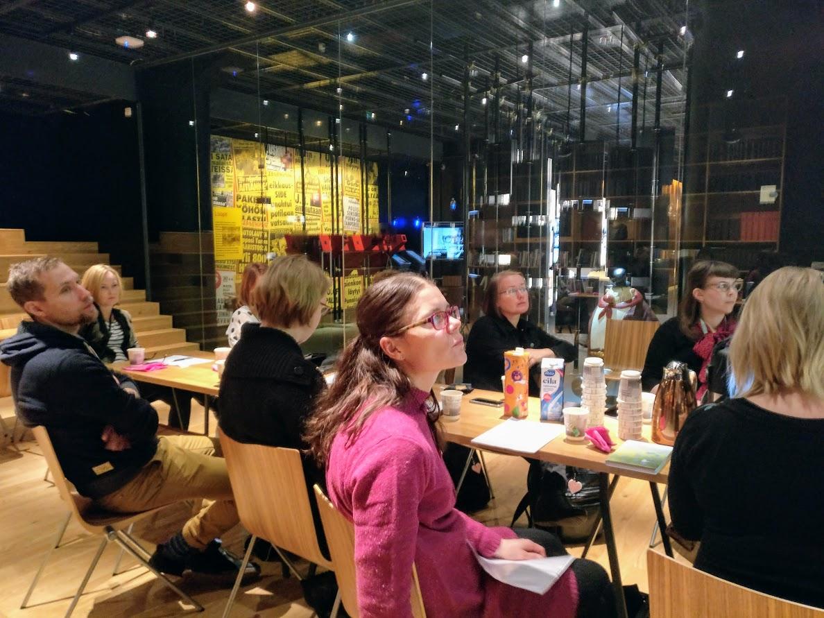 Trafiikki-museoiden sisältöstrategiaprojekti tiivisti viestintäyhteistyötä ja toi asiakkaat yhteistyön keskiöön