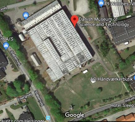 Google Maps ilmakuva